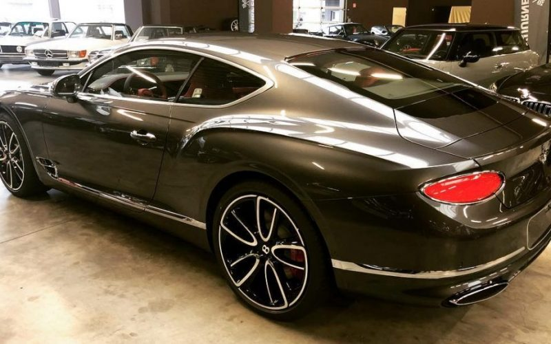 Bentley Kuurne Motors Ceramic Shield